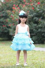 NEW ARRIVAL ! 2013 fashion royal blue wedding dresses for kids