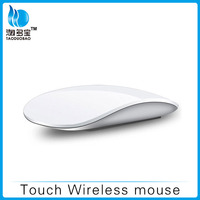 2.4g wireless usb touch type mouse slim touch mouse