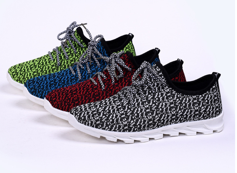 Knitting Shoes Suppliers : Cxm fashionable men fly knit sport shoe buy
