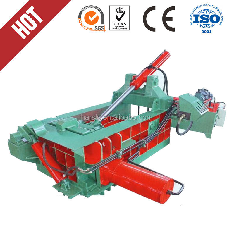 Y81-40 series hydraulic scrap metal baler/compactor/bailing machine