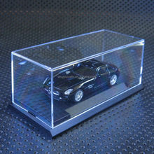 11X5.5X4.5cm Acrylic Display Case/Box Suit 1 64 Hot Wheels Matchbox with rectange shape