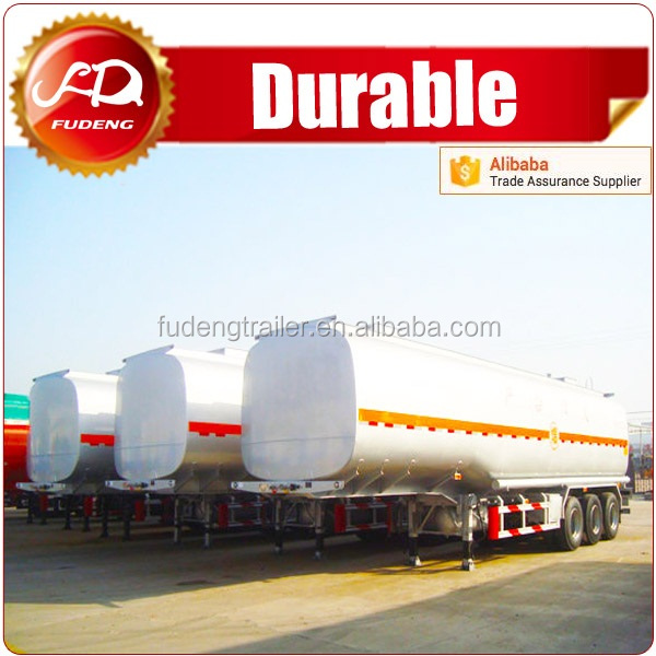 China fuel tanker man diesel trailer truck for transport