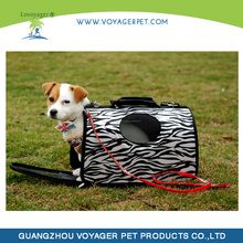 Lovoyager Fashion Hot Selling Pet Designer Tote Cardboard Pet Carrier