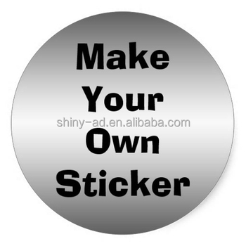 make you own stickers