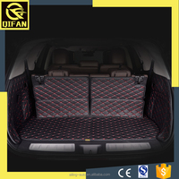 Newest design 5D surround by all car trunk mats cargo mat car boot liner