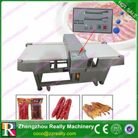 Food production line handling metal detector in China