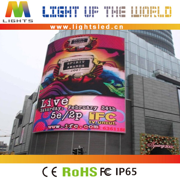 LightS P10mm Attention Catcher Battery Powered LED Message Board