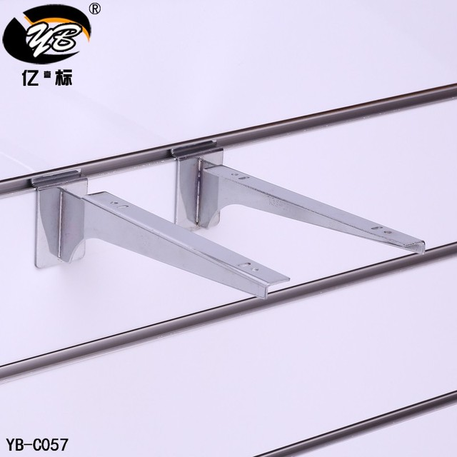 Metal display brackets home wall shelf decorative wall brackets
