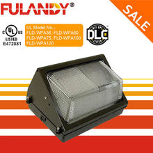 FLD-WP-36W-MW LED Light Source Deco light Led wall pack light DLC UL CE RoHS high power 5000K VAC100-277