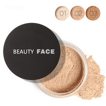 Makeup delicate face powder loose powder