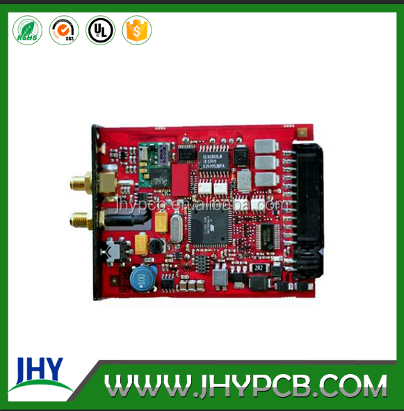 circuits lecteur flash usb 4 layers pcb