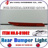 New product REAR BUMPER LIGHT LED RED Brake Warning For ACCORD