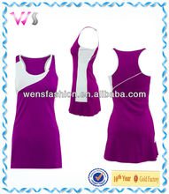 Hot sale girls fashion supplex dri-fit tennis dress custom sexy tennis dress