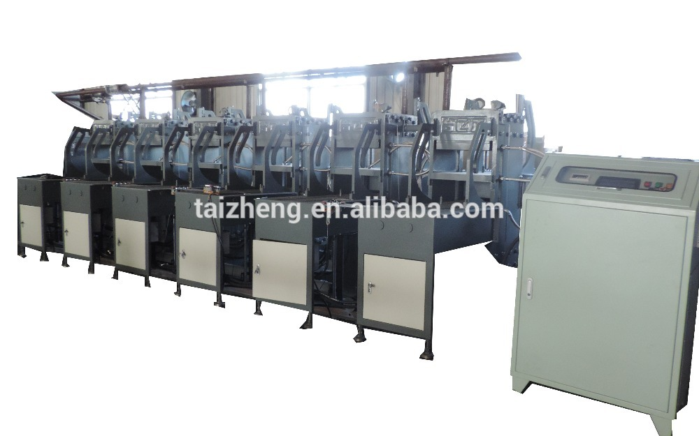 China cheap rubber mat vulcanizing press