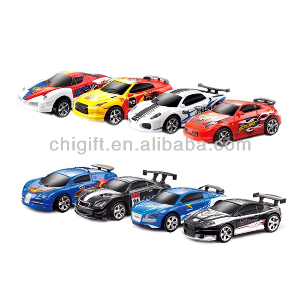Shenqiwei Coke Can Mini 1:58 4CH Mini Rc Car