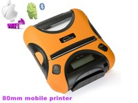 WOOSIM WSP-I350 80m mobile receipt stickers printer for iphone/ipad/android