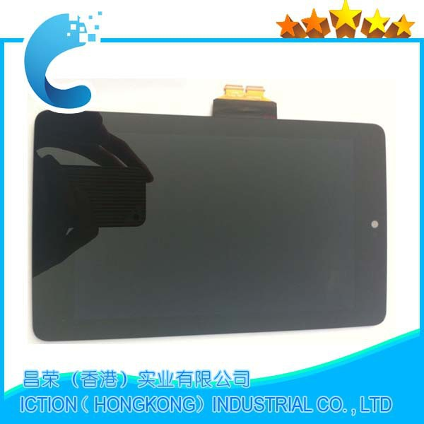 100% Original LCD For ASUS Google Nexus 7 LCD Screen Panel Quality Tested