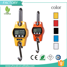 Digital Industrial Hanging Scale Small Digital Crane Hanging Scale 300KG