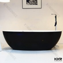 Factory freestanding bathtub, custom sizes bathtub for single and dual persons