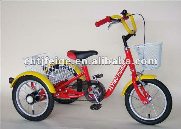 "16"" new model children Tricycle/trike/bicycle/bike"