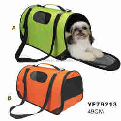 2016 New fashion pet carrier bag