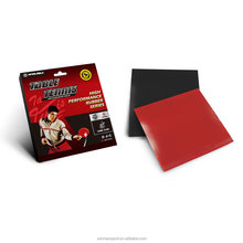 New promption 4mm thick durable double power ITTF table tennis rubber for high performance