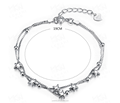 Daihe fashion S925 sterling silver bracelet with high quality