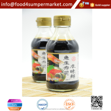 200ml Mushroom soy sauce in glass bottle