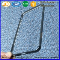 China Supplier Precision Machined Stainless Steel Bumper Guard For Mobile