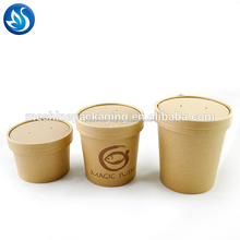 8oz 12oz 16oz 24oz 32oz paper soup bowls/paper soup cups with paper lids