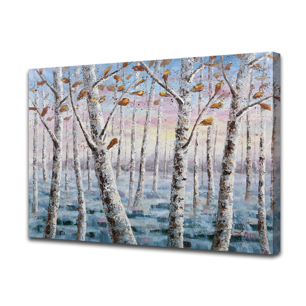 Customize Modern Abstract Canvas Paintings Wall Art Handmade Oil Painting on Canvas for Home Decor