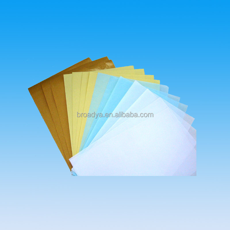 China manufacture silicone coated release paper