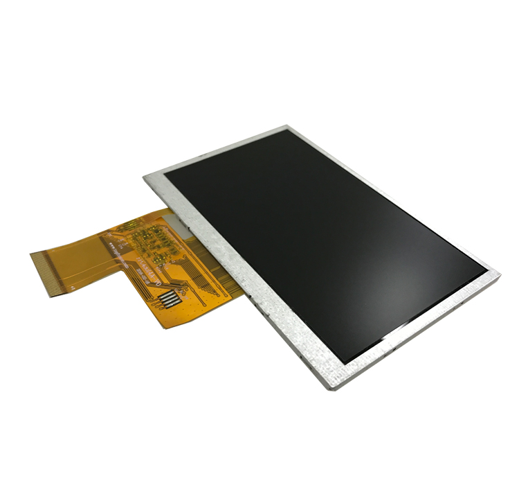 [In Stock]Topfoison lcd display screen 4.3inch tft lcd module touch panel with driver board for diy camera