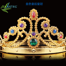 China manufacture professional plastic tiaras adult tiaras and crowns