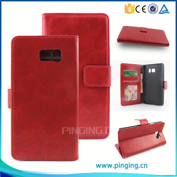 Newest fashion wallet case leather cover for nokia N97