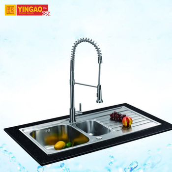 Coffee House Pull Down Single Handle Upc Kitchen Faucet