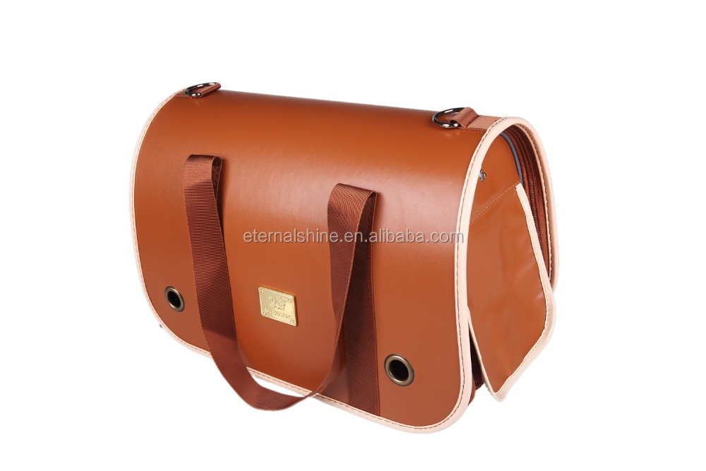 folding pet carrier/pet carrier bag/dog carrier backpack