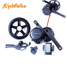 Best selling 8FUN bafang ebike conversion kit mid drive motor e bike kit 750w