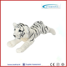 hotsales 3d white tiger model toys