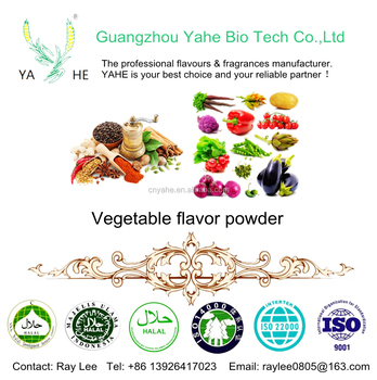 Vegetable flavor powder for puffed snacks and Healthy fast food products with direct sale price