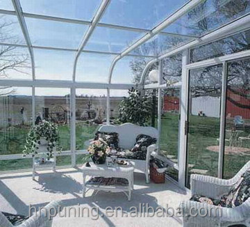 Solid polycarbonate sheet greenhouse roofing materials at best polycarbonate price