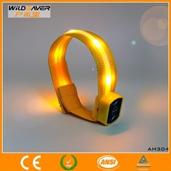 New products led flashing bracelet/bracelet led/ LED bracelet