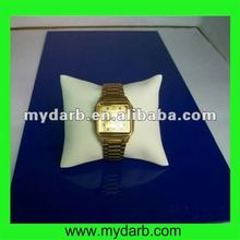 Free Sample Handmade White Pillow watch