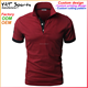 China wholesale sportswear golf polo shirt for men tennis clothing