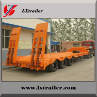 China 80 Ton 3 Axle Low