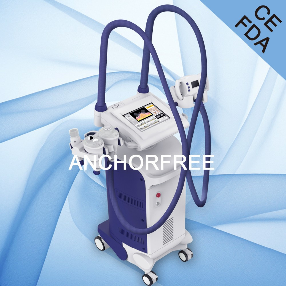 Anchorfree Cellulite Reduction Cavitation Ultrasonic Machine (VACA Shape)