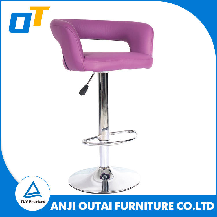 Double color bar lounge table and metal bar stools for sale