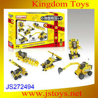 new arrival 2014 truck assemble toy made in china