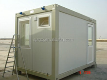 Cheapest 20ft prefabricated morden portable container houses