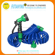 expandable coiled water Hose high quality garden hose